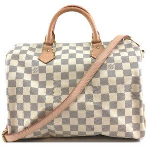 Louis Vuitton Speedy Bandouliere 30 with Strap